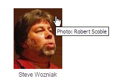 Steve Wozniak or Robert Scoble